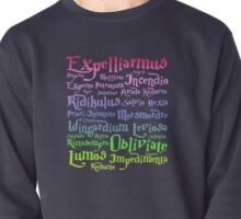 Harry potter magic spells Pullover