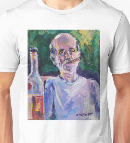 Cuban portrait Unisex T-Shirt