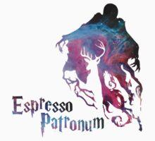 Espresso patronum parody One Piece - Short Sleeve