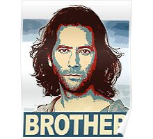 Lost - Desmond Brother Poster