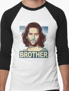 Lost - Desmond Brother Men's Baseball ¾ T-Shirt