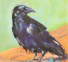 Something to crow about by christine purtle