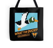 What the Duck!? (Game Cover) Tote Bag