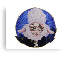 Assistant Mayor Bellwether- Zootopia Canvas Print