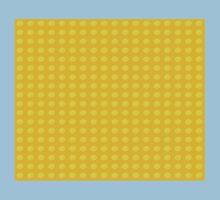Lego (yellow) Kids Tee