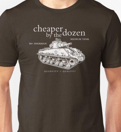 M4 Sherman Tank Unisex T-Shirt