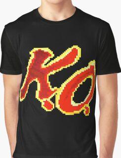 KO Kevin Owens Graphic T-Shirt