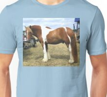 Chestnut Paint .. Gypsy Vanner Unisex T-Shirt