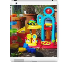Just Add Child for Instant Play iPad Case/Skin