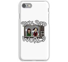 Daria - Sick, Sad World iPhone Case/Skin