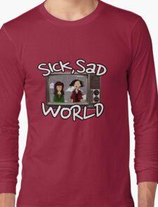 Daria - Sick, Sad World Long Sleeve T-Shirt
