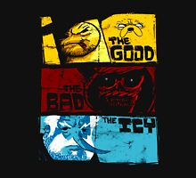 Adventure Time Jake And Finn The Good The Bad Unisex T-Shirt