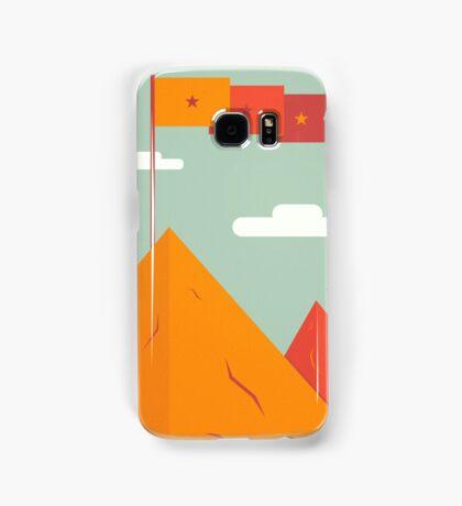 Mountain Claim Samsung Galaxy Case/Skin