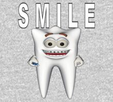 Smile Please One Piece - Long Sleeve