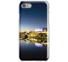 Reflecting on Melbourne - Australia iPhone Case/Skin