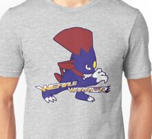 Weavile Warrior Unisex T-Shirt