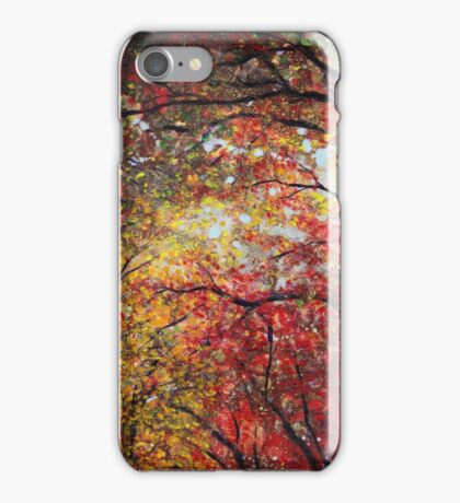 Autumn Light iPhone Case/Skin