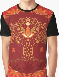 Abstract tree of life Graphic T-Shirt