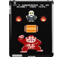 Donkey Kong Zelda iPad Case/Skin