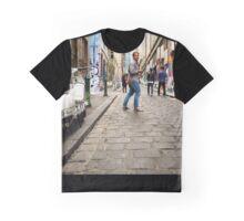 Parting Ways - Melbourne Laneways - Australia Graphic T-Shirt