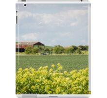 Barn in the Countryside iPad Case/Skin