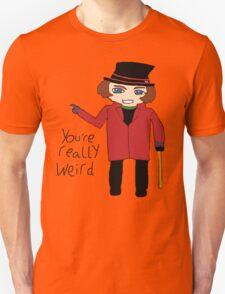 Willy Wonka Chibi T-Shirt