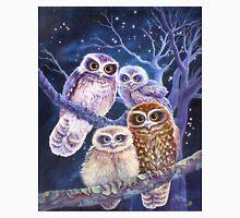 Boobook Owl Family Unisex T-Shirt