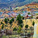 Virginia City, Nevada USA by Mike Pesseackey (crimsontideguy)