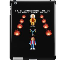 Back To The Zelda iPad Case/Skin