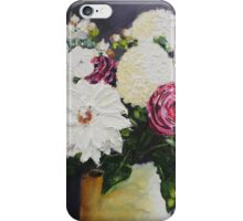 Cut from the Garden Cropped version iPhone Case/Skin