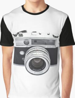 Vintage Camera Yashica Graphic T-Shirt