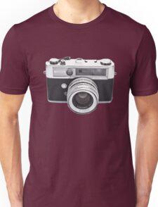 Vintage Camera Yashica Unisex T-Shirt