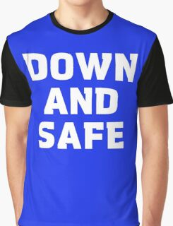 Blake's 7 - Down and Safe quote  Graphic T-Shirt