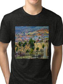 Virginia City, Nevada USA Tri-blend T-Shirt