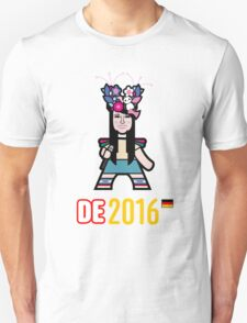 Germany 2016 Unisex T-Shirt