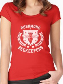 Rushmore Beekeepers Women's Fitted Scoop T-Shirt