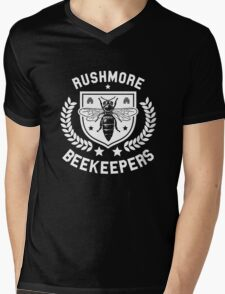 Rushmore Beekeepers Mens V-Neck T-Shirt