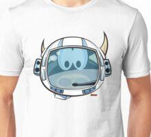 Torito astronauta Unisex T-Shirt