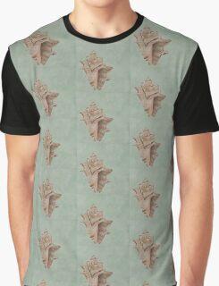 Chestnut Shell Graphic T-Shirt