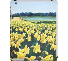 A Host of Golden Daffodils iPad Case/Skin