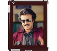 Rajinikanth (Anna)  has won six Tamil Nadu State Film Awards—four Best Actor Awards  iPad Case/Skin