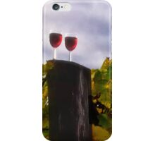 Wine and the Vine iPhone Case/Skin