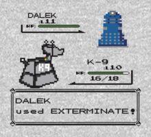 Doctor Who Pokemon Battle One Piece - Short Sleeve