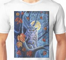 Harvest Moon Owls Unisex T-Shirt