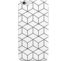 Geometric Cubes iPhone Case/Skin