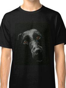 Sad Brown Eyes Classic T-Shirt