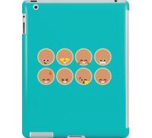 Emoji Building - Pancakes iPad Case/Skin