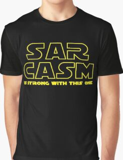 Sarcasm T Shirt Graphic T-Shirt