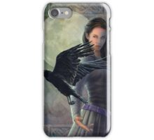 Celtic Raven iPhone Case/Skin