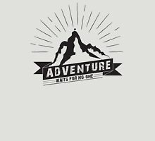 Adventure Waits for No-One Unisex T-Shirt